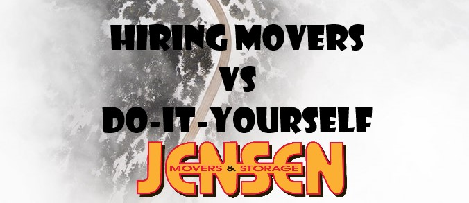Hiring Movers or DIY: What's best for you?